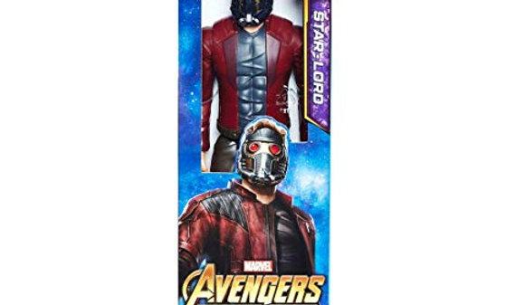 Figura Star Lord Avengers Hasbro