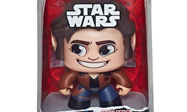 Mighty Mugg Han Solo Hasbro
