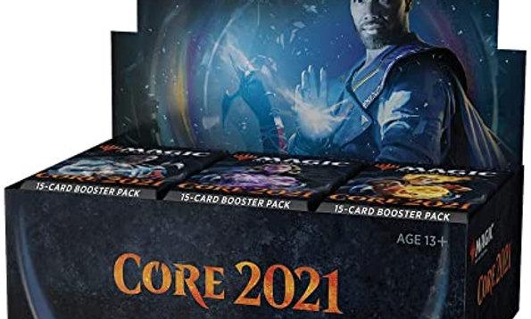 Caja de Boosters Magic 2012