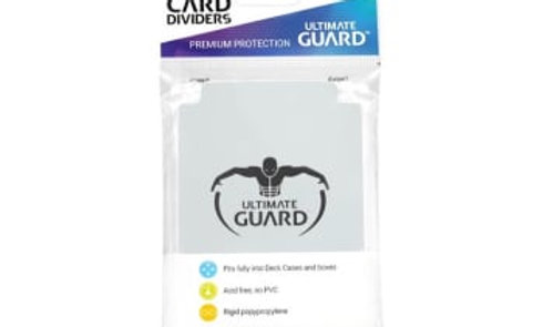 Divisor de cartas Ultimate Guard, 10 unidades