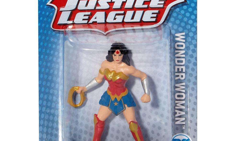 Mini Figura Wonder Woman Liga de la Justicia