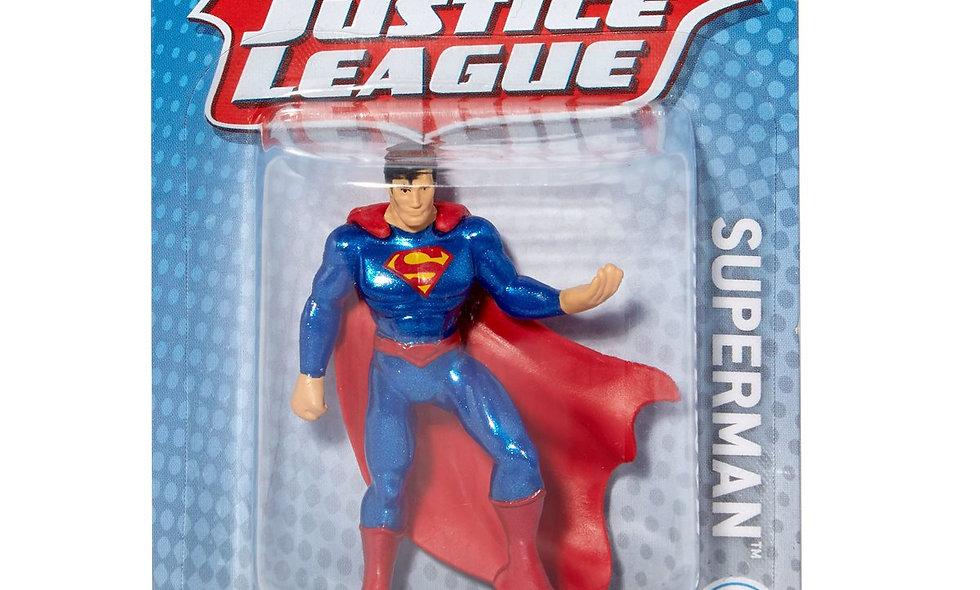 Mini Figura Superman Liga de la Justicia