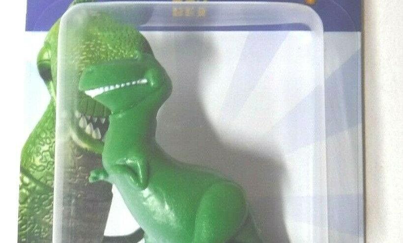 Mini FiguraT-Rex Toy Story 4