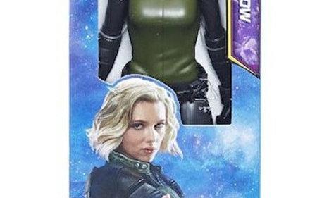 Figura Black Widow Avengers Hasbro