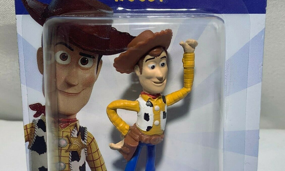 Mini Figura Woody Toy Story 4