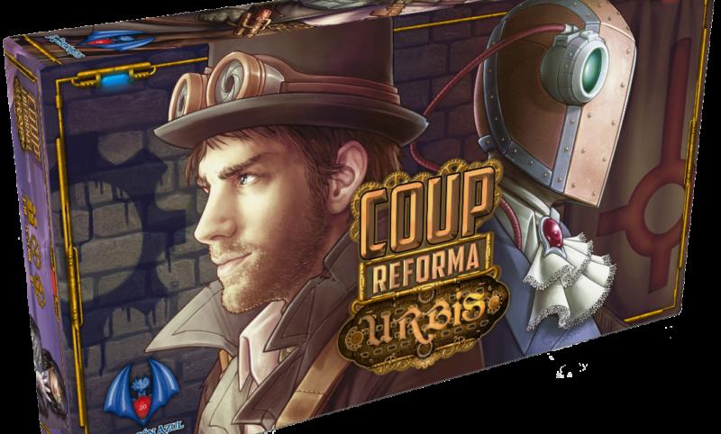 COUP Reforma Urbis
