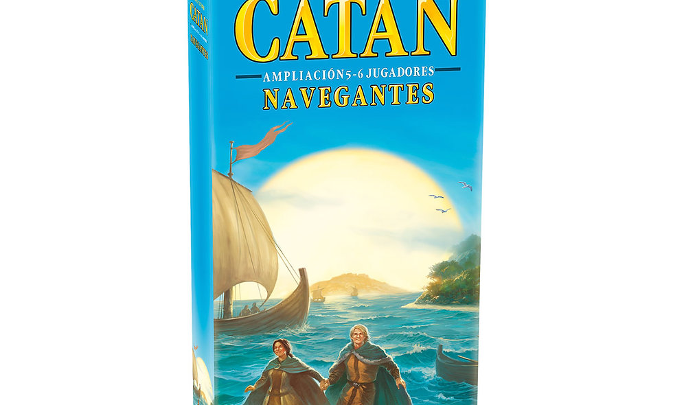Catan Navegantes 5-6