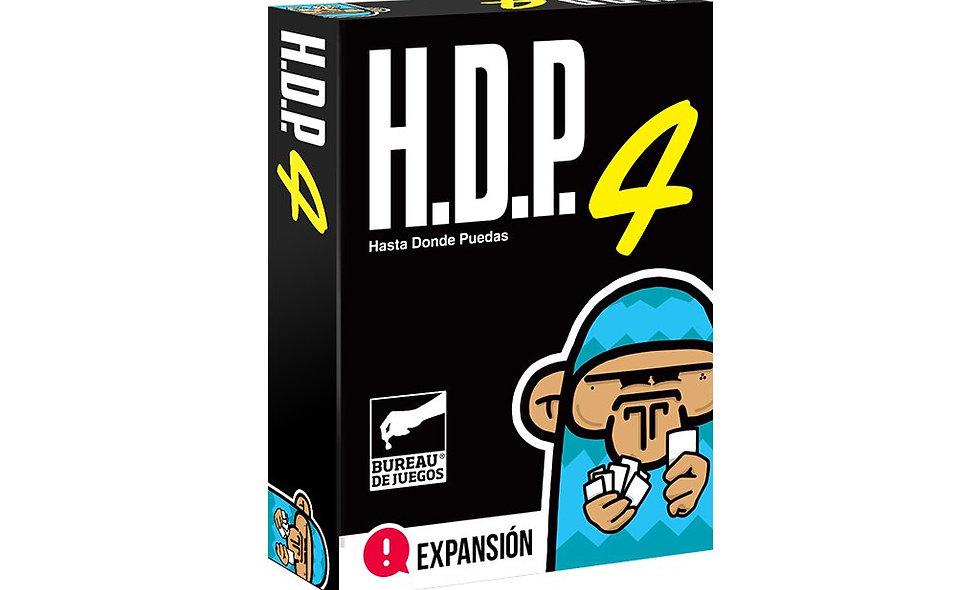 H.D.P. 4 Expansion