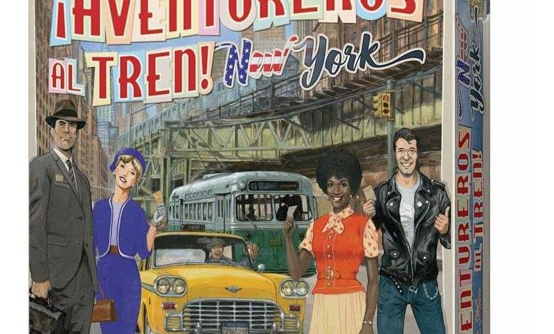 Aventureros al Tren Nueva York