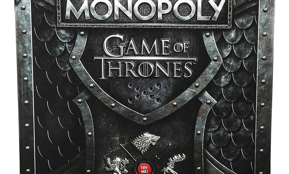 Monopoly: Game Of Thrones USADO