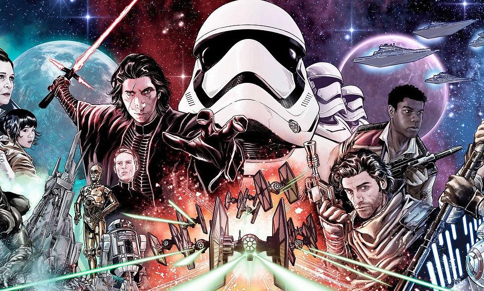 Cartuchera Star Wars