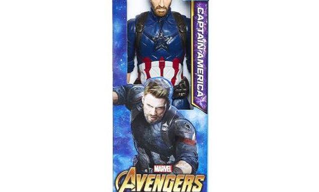 Figura Capitan America Avengers Hasbro