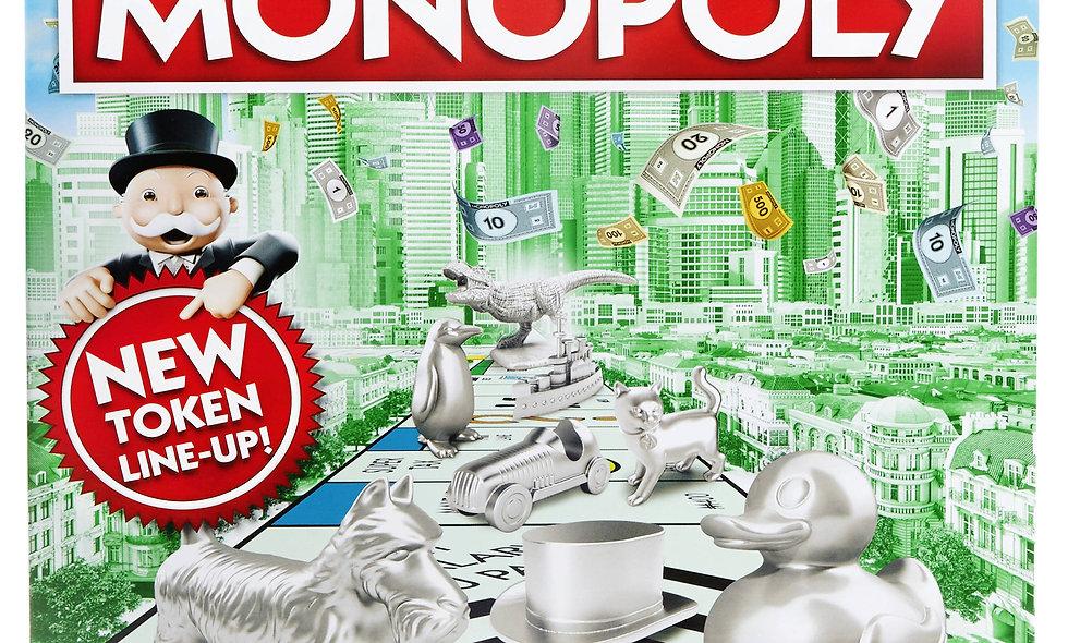 Monopoly basico Hasbro