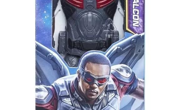 Figura Falcon Avengers Hasbro