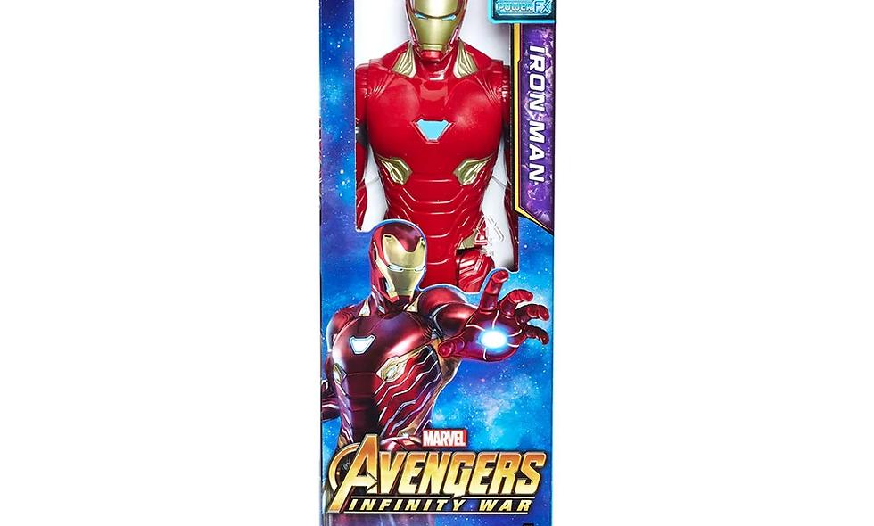 Figura Iron Man Avengers Hasbro
