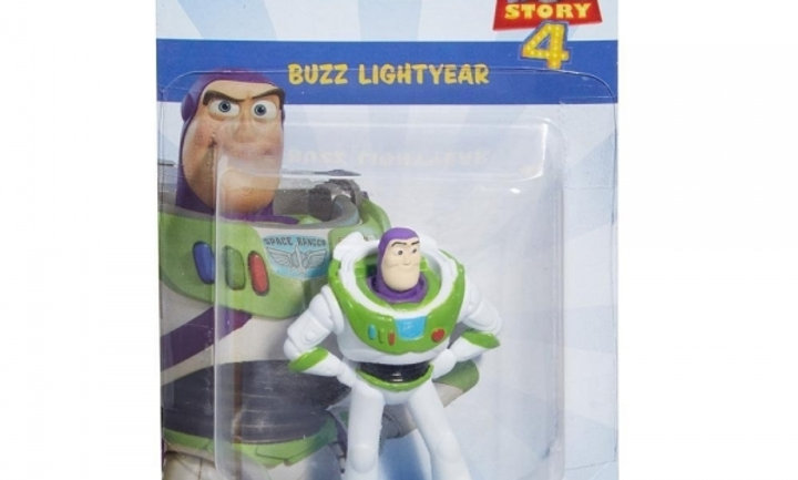 Mini Figura Buzz Toy Story 4