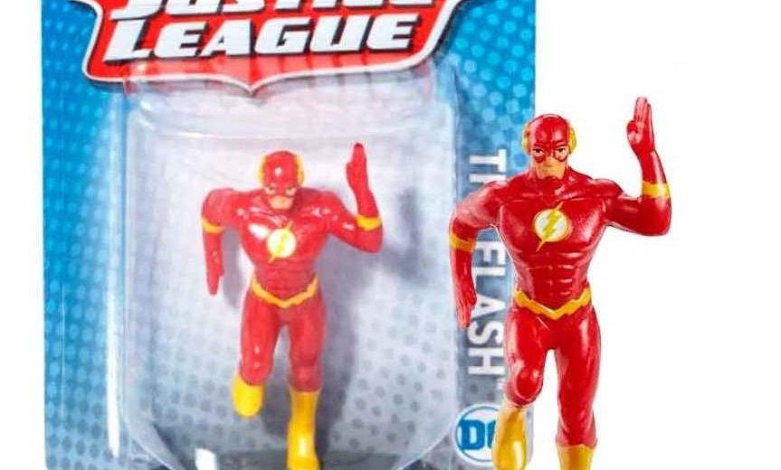 Mini Figura Flash Liga de la Justicia