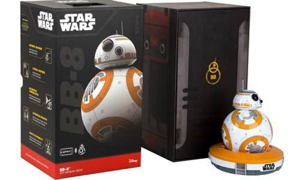 Figura BB-8 Control Remoto