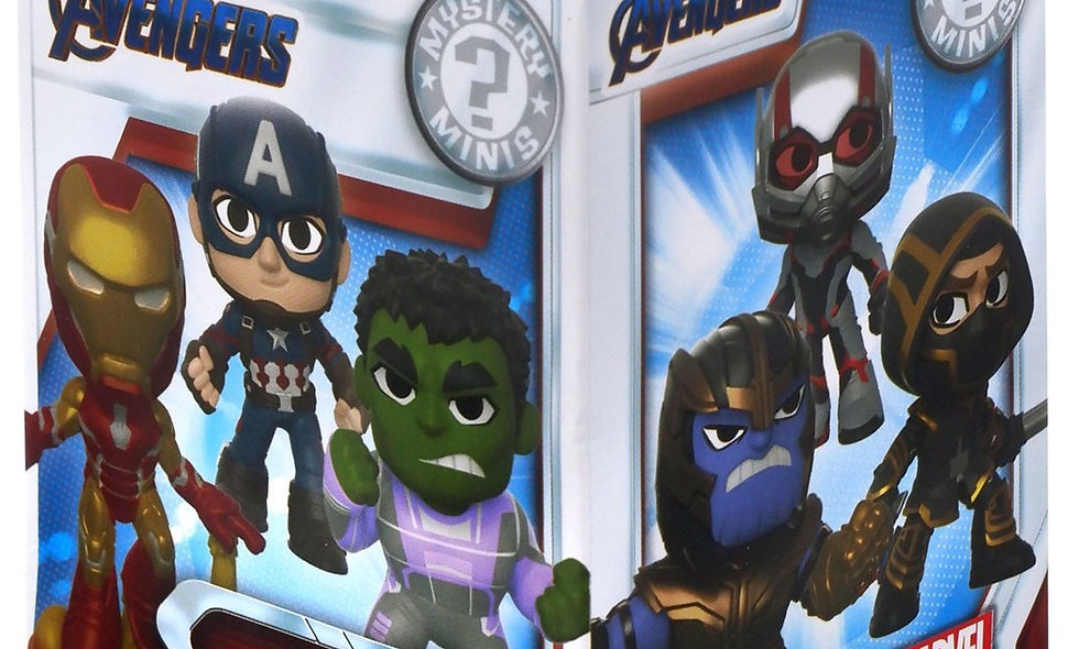 Funko Mystery Avengers