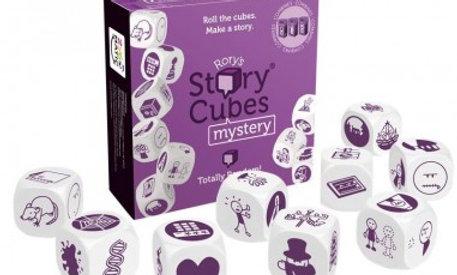 Story Cubes Mysterys