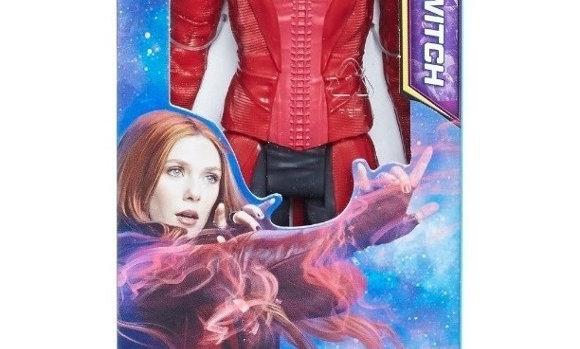 Figura Scarlet Witch Avengers Hasbro
