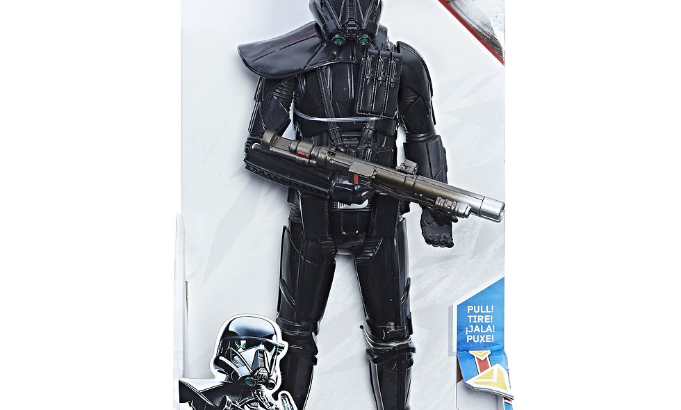 Imperial Death Trooper Electronico