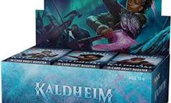 Kaldheim Caja de Boosters