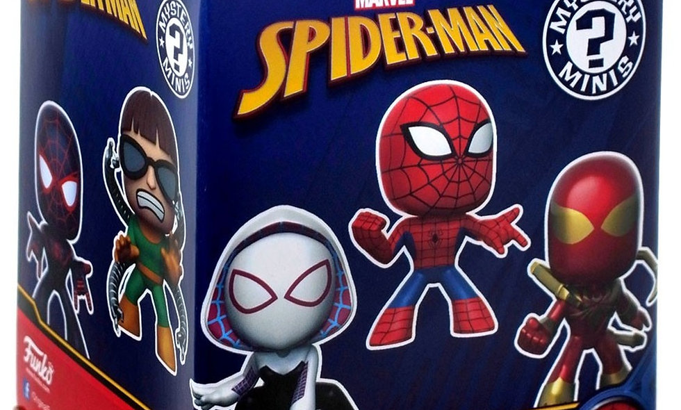 Funko Mystery Spiderman