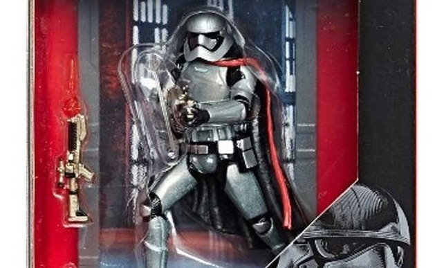 Black Series Capitana Phasma Hasbro