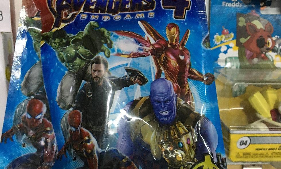 Mystery Avengers 4