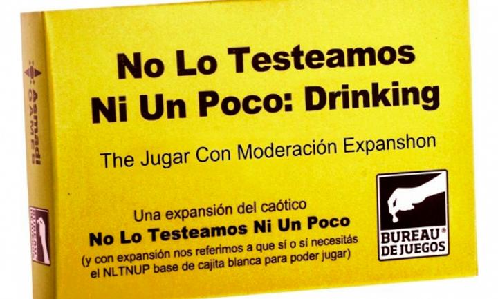 No Lo Testeamos Ni Un Poco DRINKING