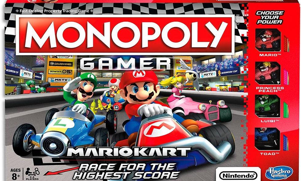 Monopoly: Mario Kart
