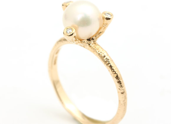 Twigs Perle ring