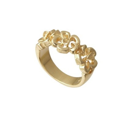 Orkidé ring
