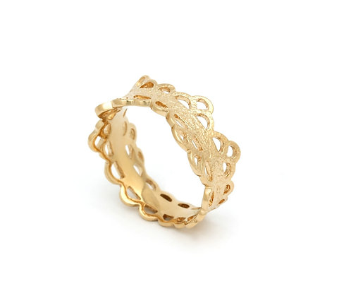 Ella ring (Rustic)