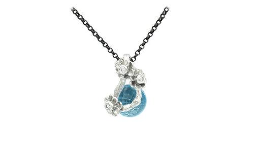 Happy Flower Changeling pendant