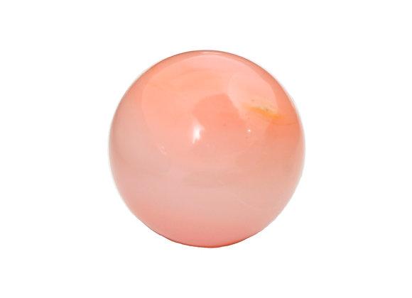 Lyserød opal
