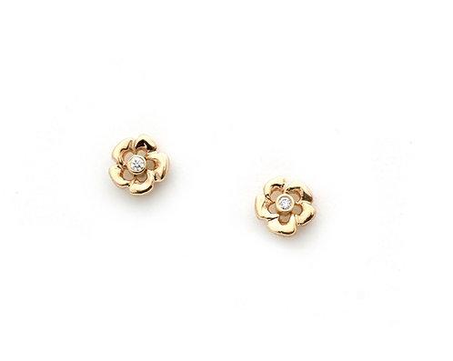 Orkidé earrings