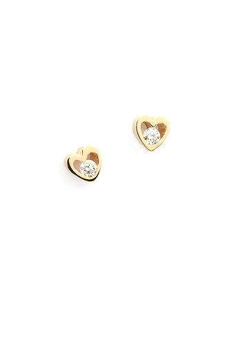 Open Your Heart earrings