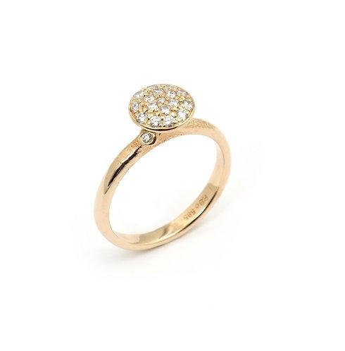 Diamond Dot ring