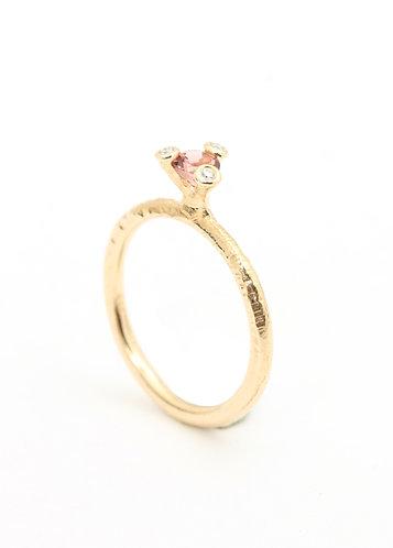 Twigs Tourmaline ring