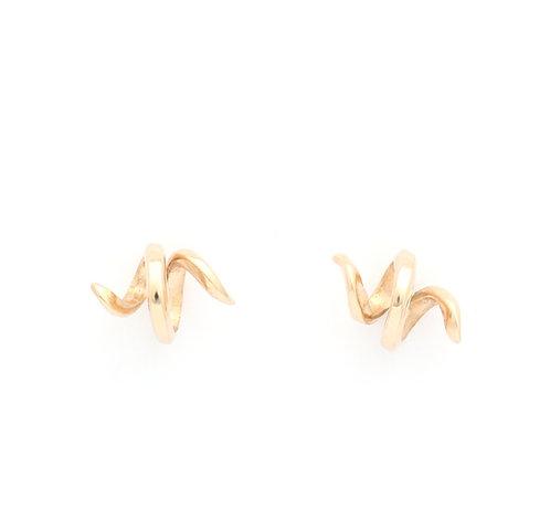 Una earrings