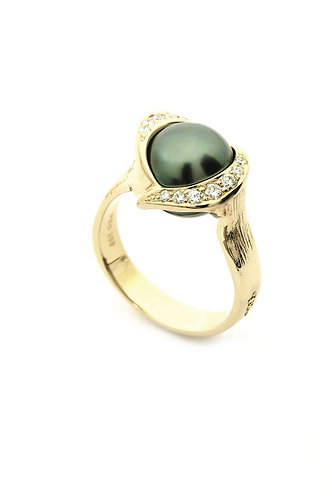 Wave Changeling ring