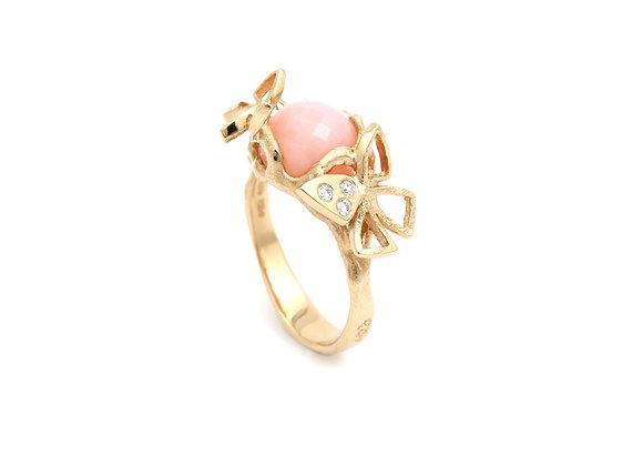 Changeling guld ring