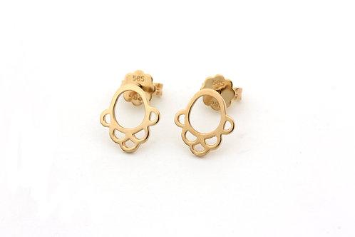 Ella earrings (Blank)