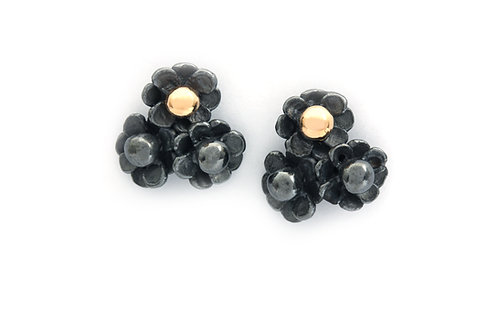 Happy Flower earrings