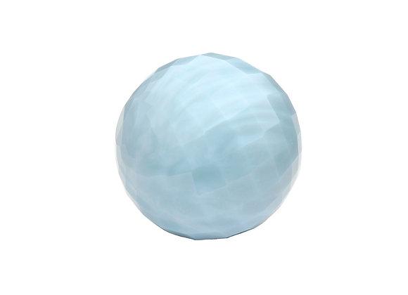 Blå opal