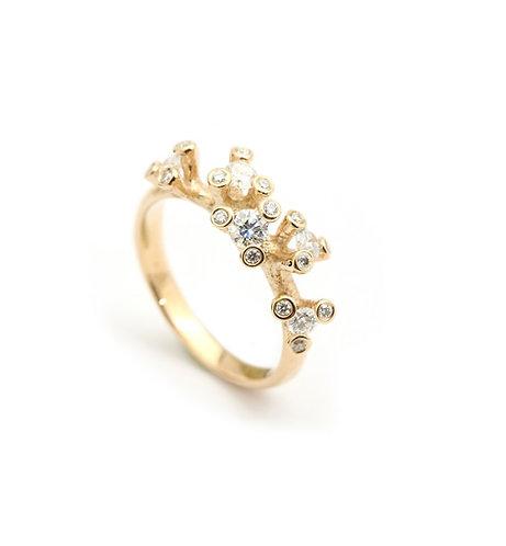 Twigs Diamond ring
