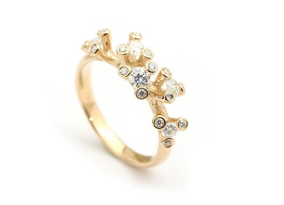 Twigs Diamant ring