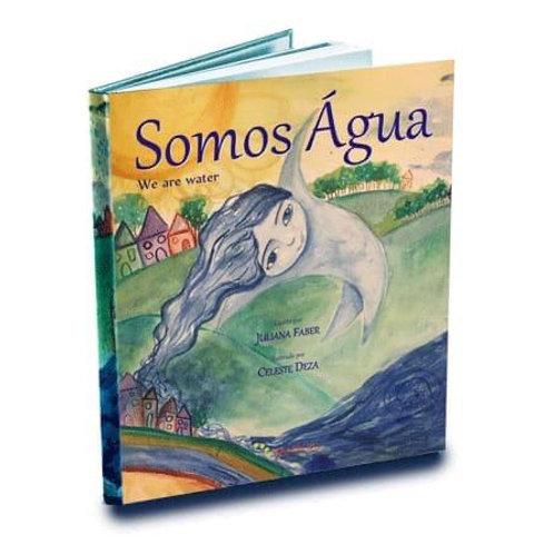 Livro Somos Água